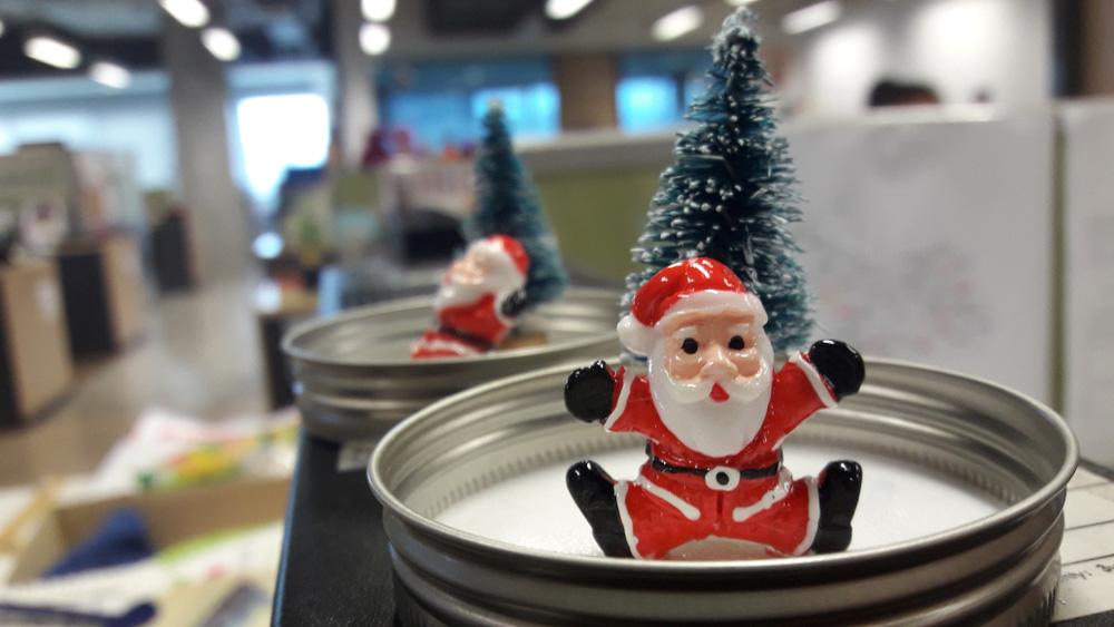 7 bonnes raisons pour fêter Noël en entreprise